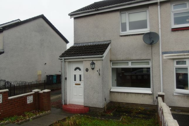 Thumbnail Semi-detached house for sale in Earlston Crescent, Carnbroe, Coatbridge