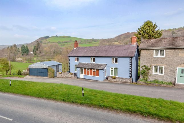 Thumbnail Detached house for sale in Olde Shop, Lloyney, Nr Knighton