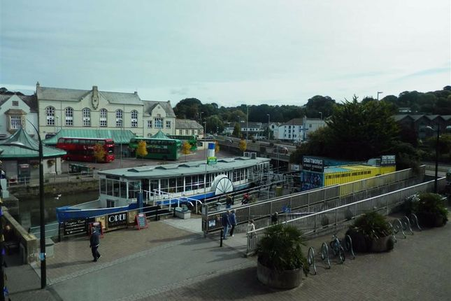 Retail premises to let in The Boat, Compton Castle, Lemon Quay, Truro, Cornwall