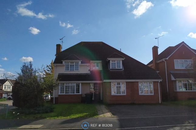 Thumbnail Detached house to rent in Lyttleton Close, Coventry