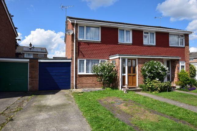 Thumbnail Semi-detached house for sale in Clandon Court, Farnborough