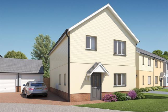 Semi-detached house for sale in Park View, Velator, Braunton