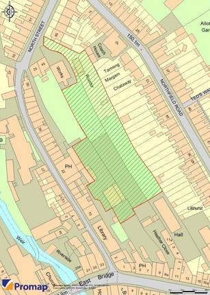 Thumbnail Land for sale in North Street, Okehampton