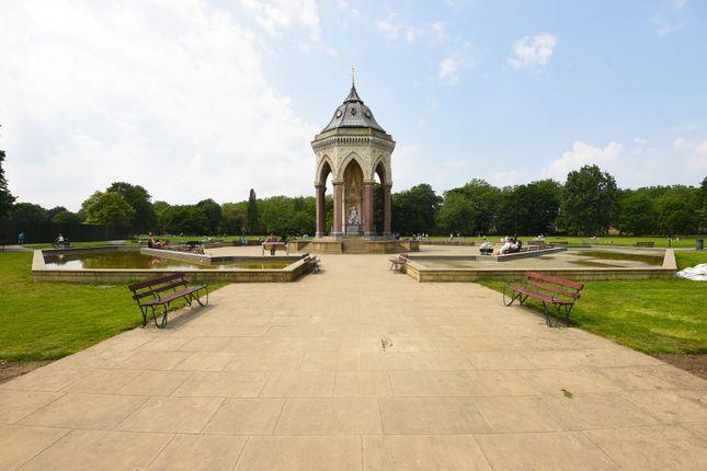Victoria Park of Fairfield Road, London E3
