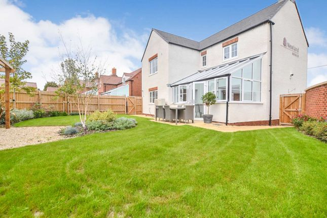 Thumbnail Detached house for sale in Fleet Lane, Twyning, Tewkesbury