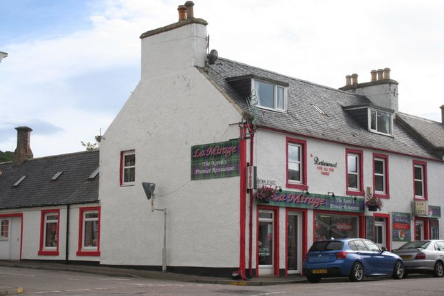 Thumbnail Restaurant/cafe for sale in Dunrobin Street, Helmsdale