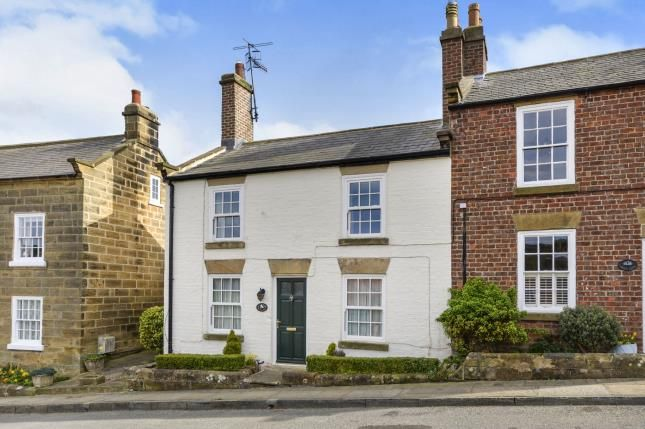 Thumbnail Semi-detached house for sale in Thorpe Bank, Fylingthorpe, Whitby, North Yorkshire
