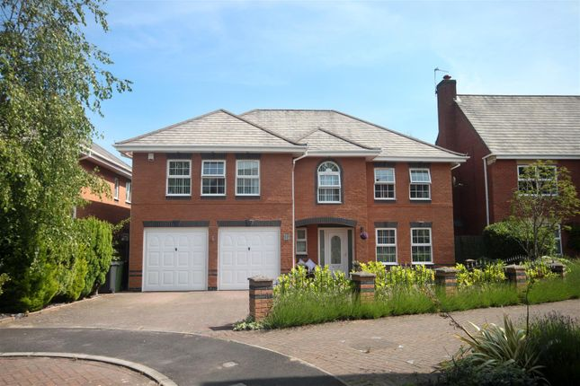 Thumbnail Detached house for sale in Carnoustie Close, Birkdale, Southport