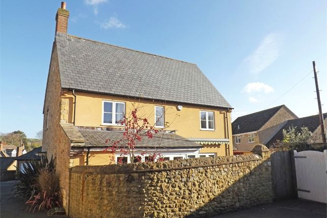 Thumbnail Link-detached house for sale in Newmans Corner, Beaminster, Dorset
