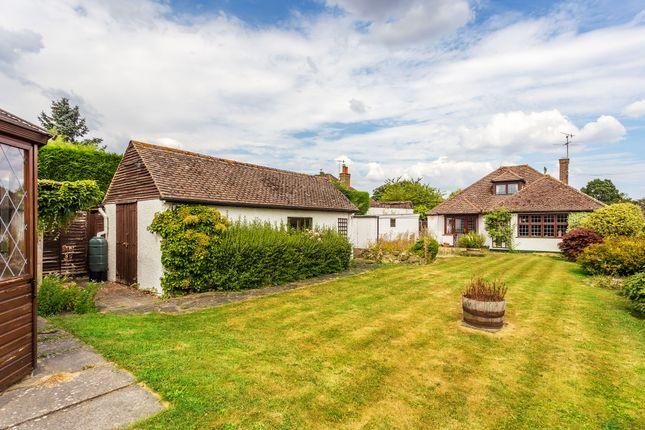 Thumbnail Detached bungalow for sale in Crowhurst Road, Crowhurst, Lingfield, Surrey