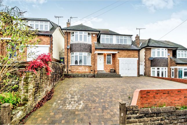 Thumbnail Detached house for sale in Alms Hill Road, Ecclesall, Sheffield