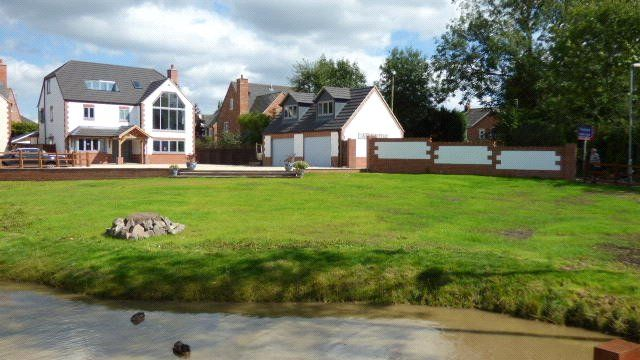 Thumbnail Detached house for sale in Church Close, Broughton Astley, Leicester