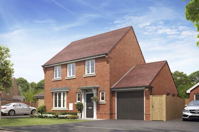 "Thumbnail Detached house for sale in ""Arlington"" at Steventon Storage Facility, Hanney Road, Steventon, Abingdon"