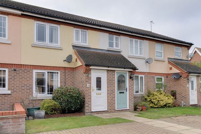 Thumbnail Terraced house for sale in Augustus Close, Colchester