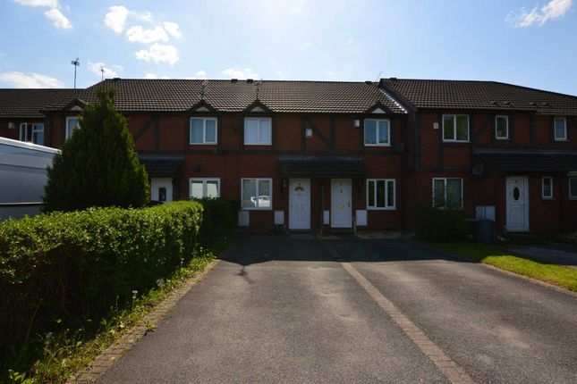 Thumbnail Terraced house to rent in Portbury Way, New Ferry, Wirral
