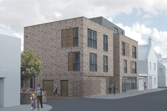 Thumbnail Flat for sale in The Market, Apartment 4, High Street, Bonnyrigg, Midlothian