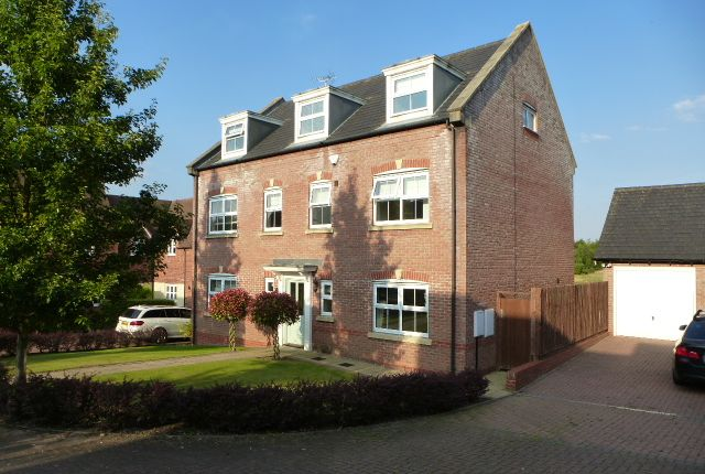 Thumbnail Detached house to rent in Kendal Way, Weston, Crewe, Cheshire