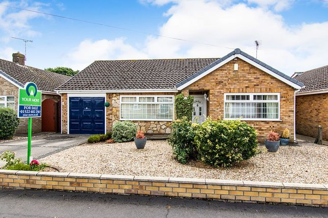 Thumbnail Bungalow to rent in Lady Bower Close, North Hykeham, Lincoln