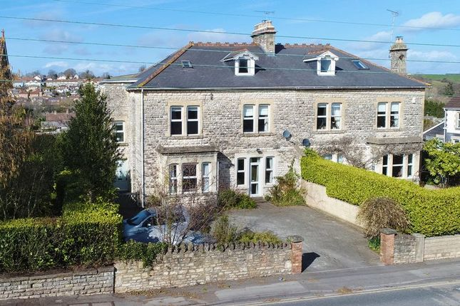 Thumbnail Semi-detached house for sale in North Road, Midsomer Norton, Radstock
