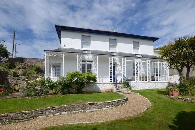 Thumbnail Detached house for sale in Burton Street, Central Area, Brixham