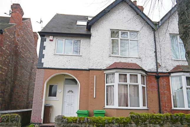 Thumbnail Semi-detached house to rent in Harlaxton Drive, Nottingham