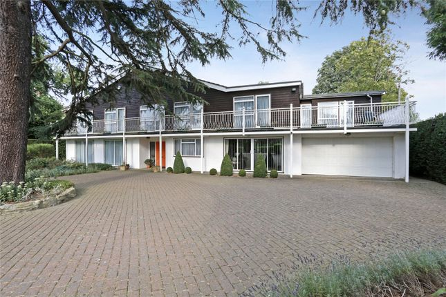 Thumbnail Detached house for sale in River Road, Taplow, Maidenhead, Buckinghamshire