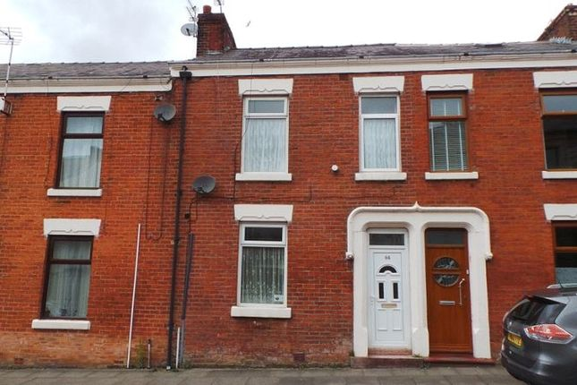 Thumbnail 3 bed terraced house for sale in James Street, Frenchwood, Preston