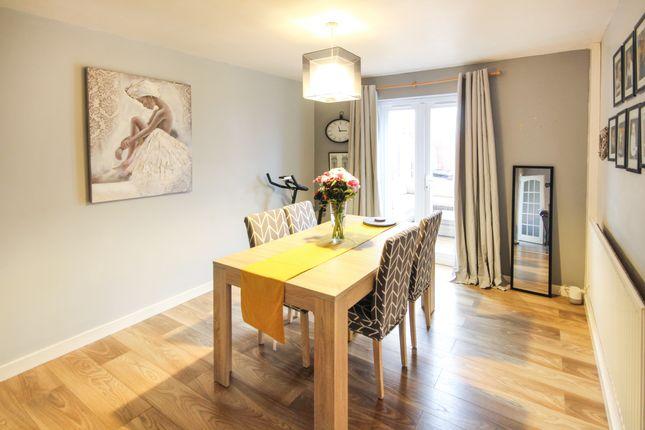 Dining Room of Arkle Green, Sinfin, Derby DE24