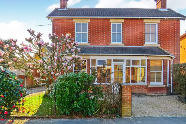 4 bed detached house for sale in Bagber Road, Totton, Southampton SO40