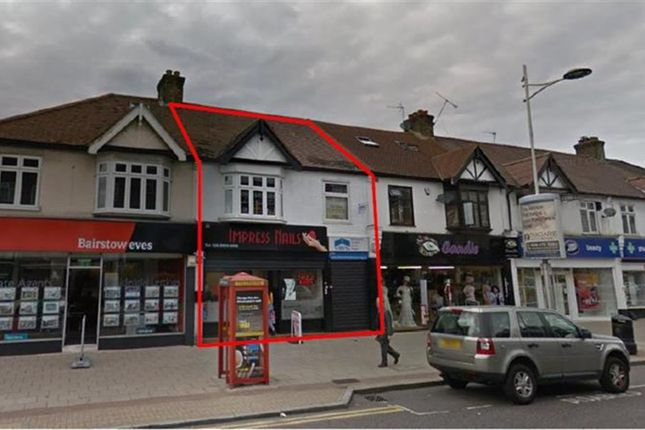 Thumbnail Property for sale in High Street, Barkingside