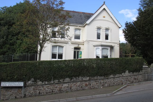 Thumbnail Detached house for sale in Gwaunfarren Road, Gwaunfarren, Merthyr Tydfil