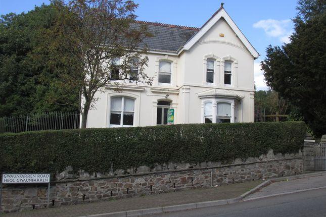 3 bed detached house for sale in Gwaunfarren Road, Gwaunfarren, Merthyr Tydfil