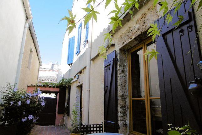 Thumbnail Semi-detached house for sale in 34800, Villeneuvette, Clermont-L'hérault, Lodève, Hérault, Languedoc-Roussillon, France