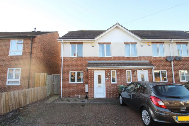 Thumbnail End terrace house to rent in Anglesea Road, Orpington