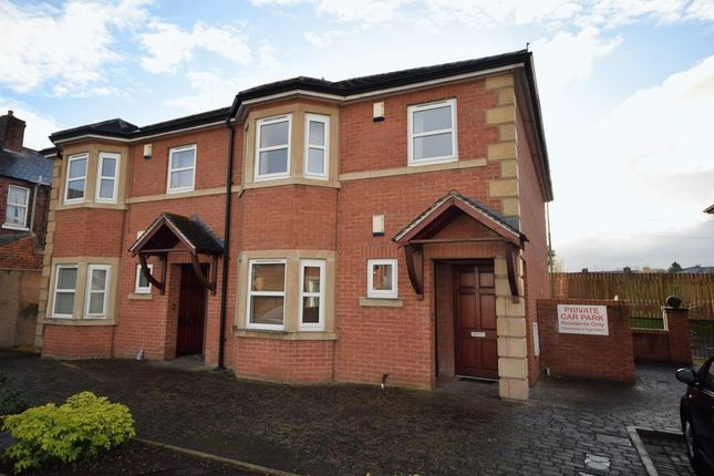 Thumbnail Flat to rent in Howard Court, Newtown Road, Carlisle