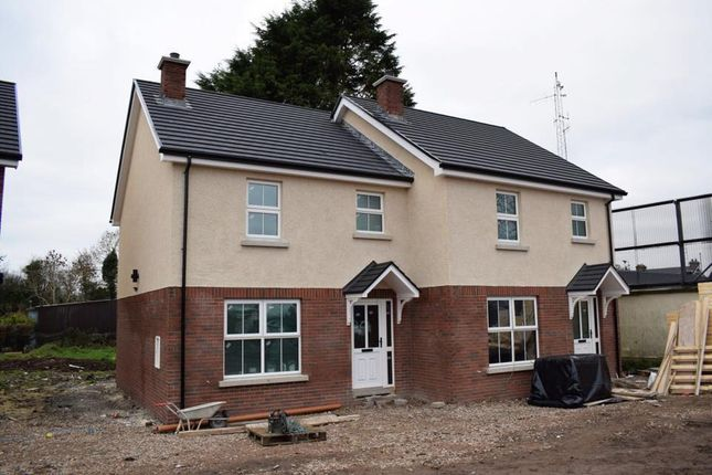 Thumbnail Semi-detached house for sale in Main Street, Beragh, Omagh