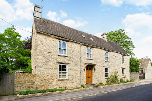 Thumbnail Detached house to rent in Marston Meysey, Swindon