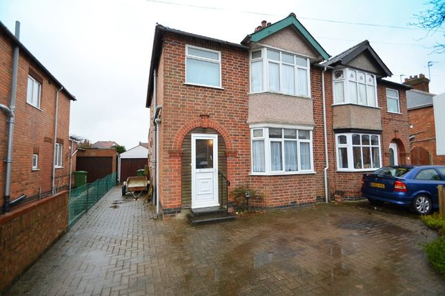 3 bed semi-detached house for sale in Richmond Road, Rugby