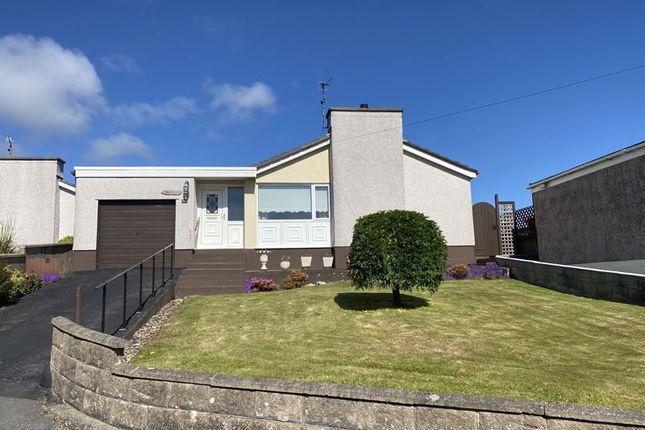 Thumbnail Detached bungalow for sale in Trefonnen Estate, Holyhead