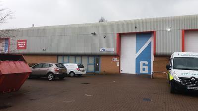 Thumbnail Light industrial to let in 6 Torridge Close, Kettering, Northamptonshire