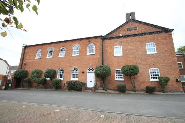 Thumbnail Flat for sale in North Street, Atherstone