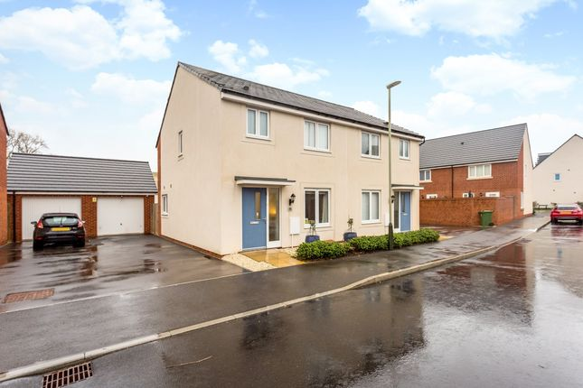 Thumbnail Semi-detached house to rent in Back Queens Retreat, Cheltenham