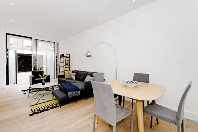 Thumbnail Mews house to rent in Gower Mews, Bloomsbury, London