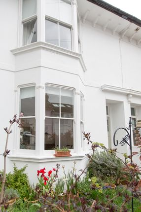 Thumbnail Terraced house for sale in Hamilton Road, Brighton