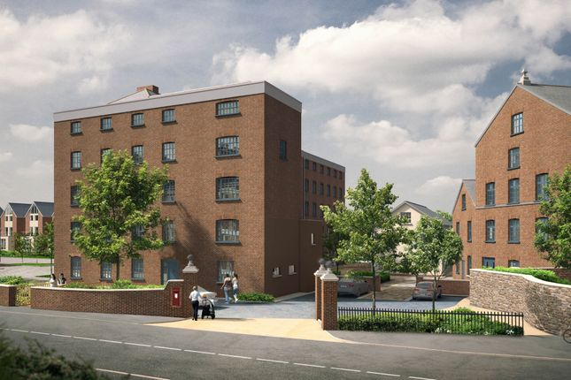 2 bed flat for sale in Apartment 13, Otter Mill, Ottery St May EX11