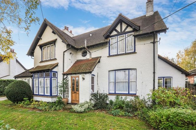 Thumbnail Detached house for sale in Chiltern Road, Ballinger, Great Missenden, Buckinghamshire