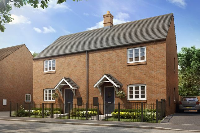 """3 bed semi-detached house for sale in """"The Silverstone"""" at Heathencote, Towcester NN12"""