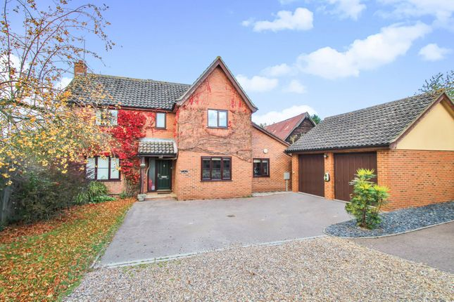 4 bed detached house for sale in Beyton, Bury St Edmunds, Suffolk