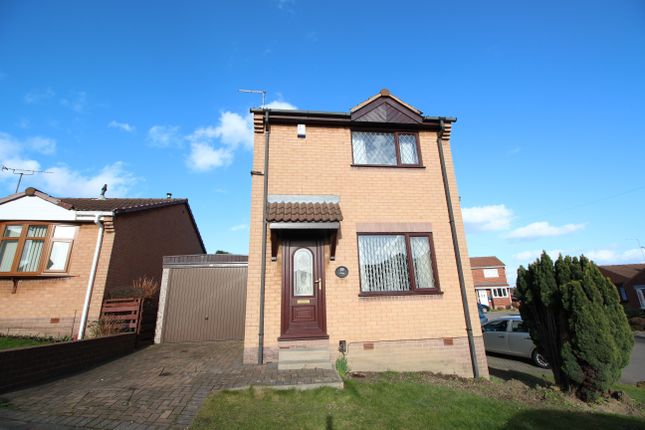 Thumbnail Detached house for sale in Aldervale Close, Swinton