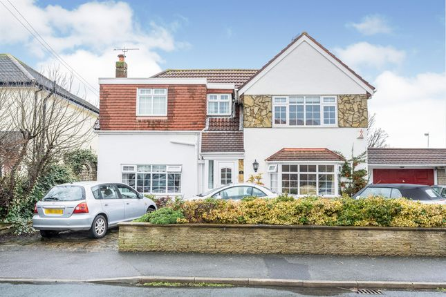 Thumbnail Detached house for sale in Newlyn Road, Meols, Wirral